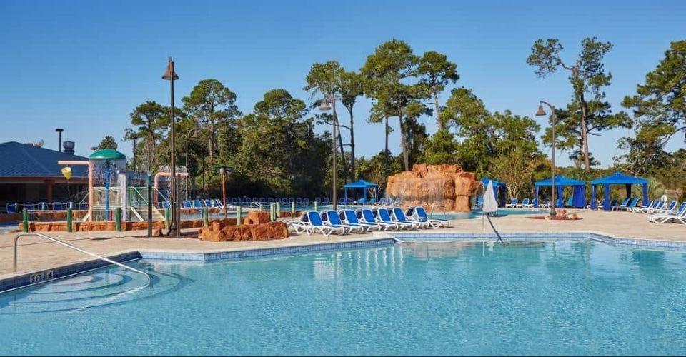 Pools at the Wyndham Garden Lake Buena Vista Resort 960