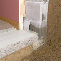 Waterproofing Concrete Floor Basement
