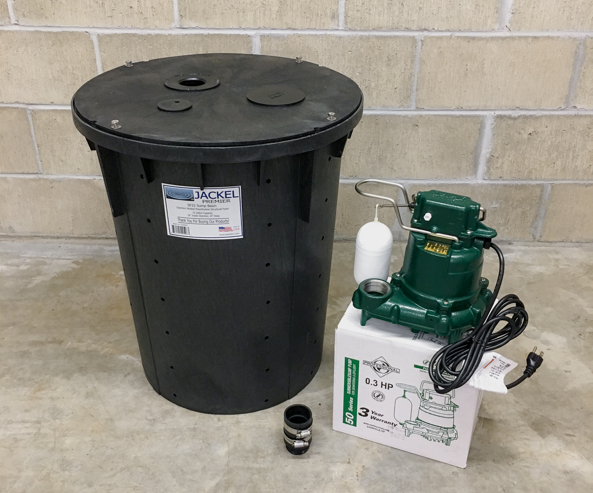 hight resolution of diy sump pump how to install a sump pump