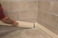 How to Waterproof a Basement - Easy Video Installation ...