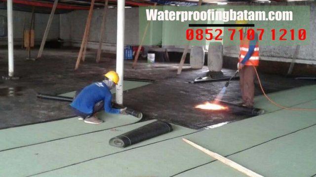 membran bakar waterproofing anti bocor di  batu Legong ,kota Batam - hubungi kami : 0852 7107 1210