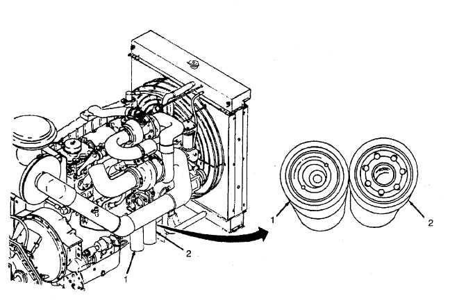 2-13.5 PRIMING ENGINE LUBRICATION SYSTEM
