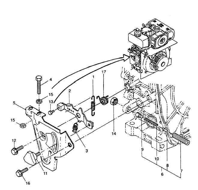 Figure 5-26. Speed Control Device Assembly