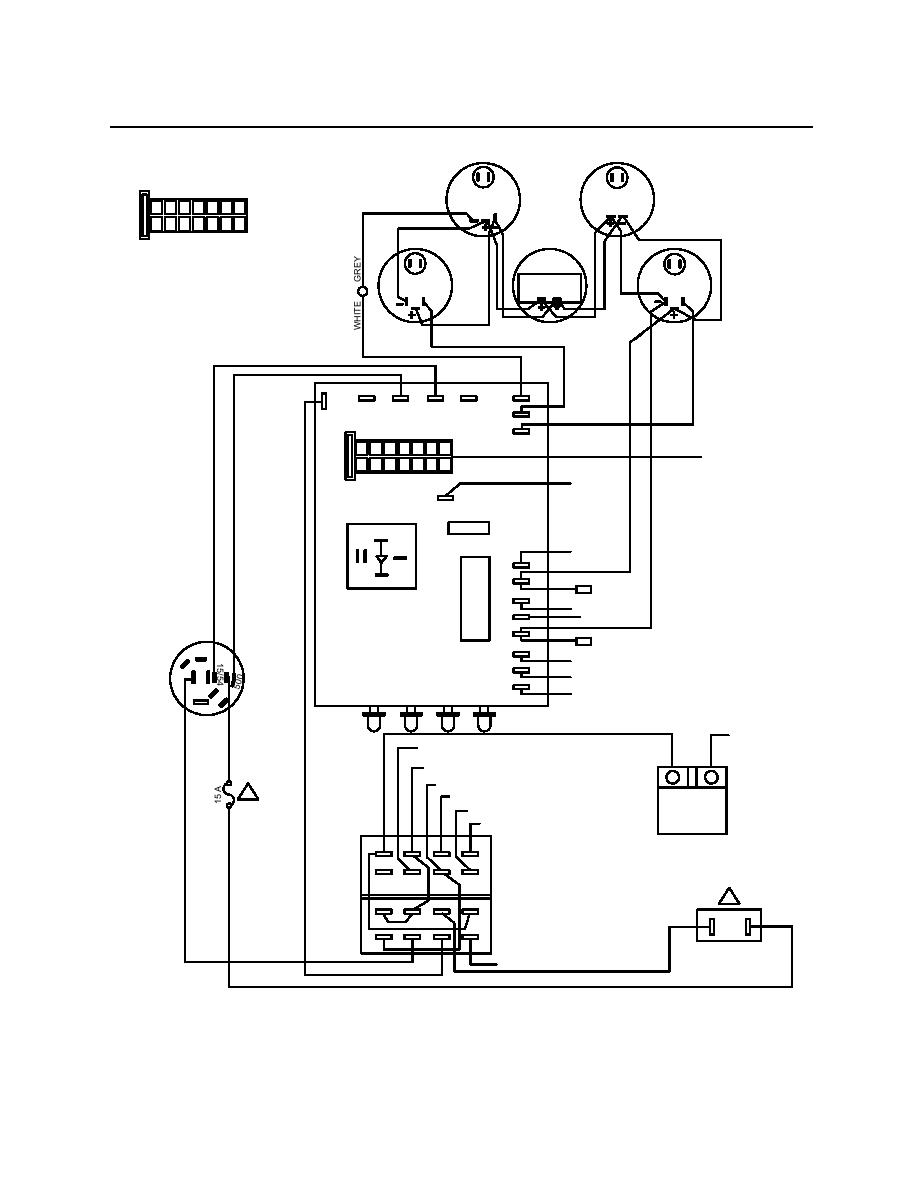 Figure 10. Control Panel Wiring Diagram