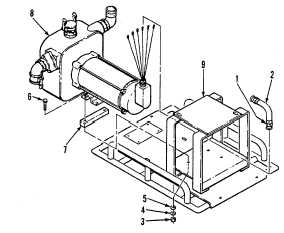 5-4. ELECTRIC MOTOR DRIVEN (EMD) PUMP ASSEMBLY MAINTENANCE