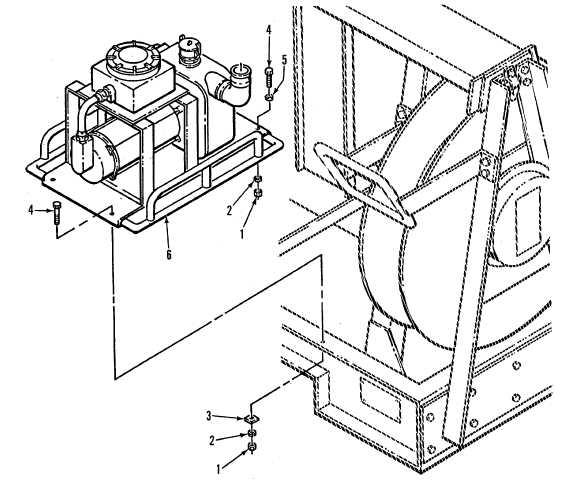 Figure 5. EMD Pump Assembly
