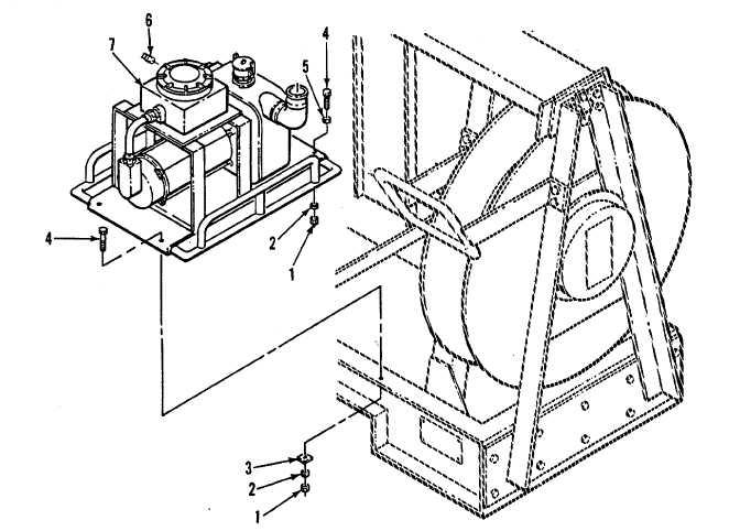 4-13. ELECTRIC MOTOR DRIVEN (EMD) PUMP ASSEMBLY MAINTENANCE