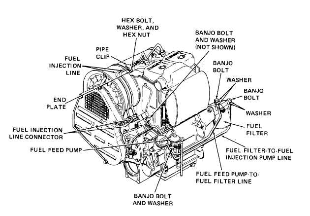 In Line Fuel Filter With 18 Port, In, Get Free Image About