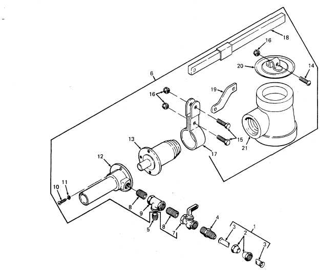 Figure 8. Exhaust Primer Assembly