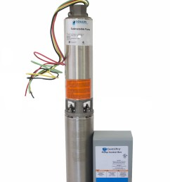 goulds 10gs05412c 10gpm 1 2hp 230v 3 wire submersible well pump [ 2848 x 4272 Pixel ]