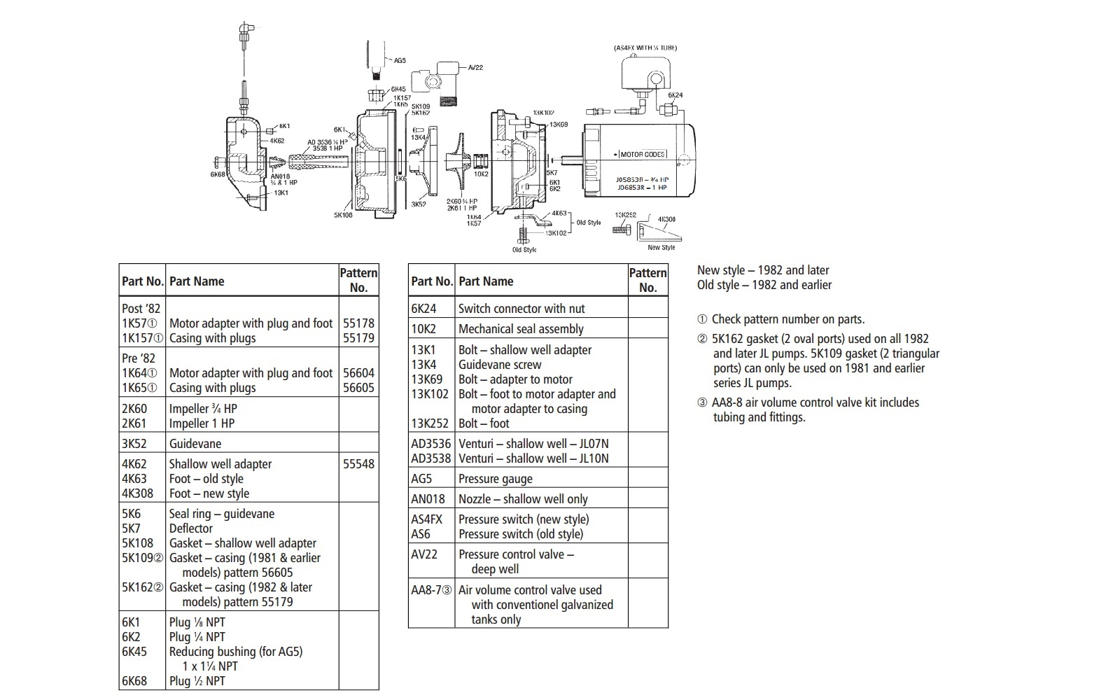 Deep Well Submersible Pump Installation Diagram