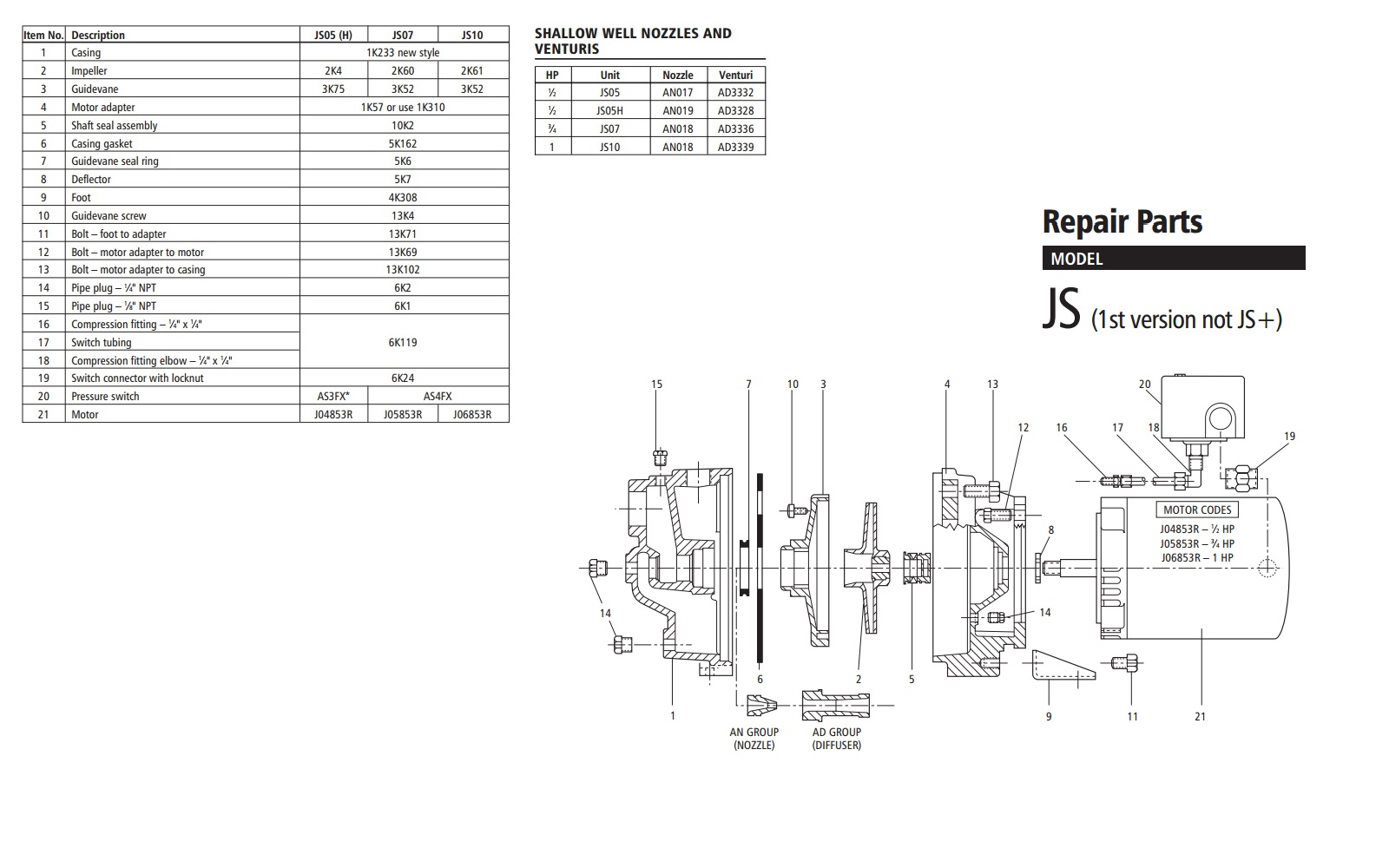 Pump Station Schematic