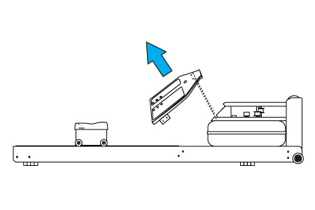 Series 4: Footboard Replacement ~ WaterRower Service & Support