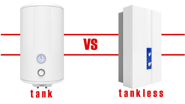 Best Water Heater Reviews: Buying Guide – Tankless VS Tank Heaters?