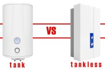 Best Water Heater Reviews Buying Guide – Tankless VS Tank Heaters