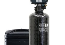 Aquasure Harmony Series Whole House Water Softener w/High Efficiency Digital Metered Control Head (32,000 Grains)
