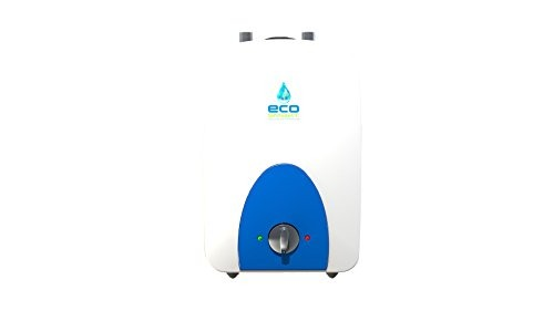 Ecosmart ECOMINI6 Electric Mini Tank Water Heater, ECO 6, White