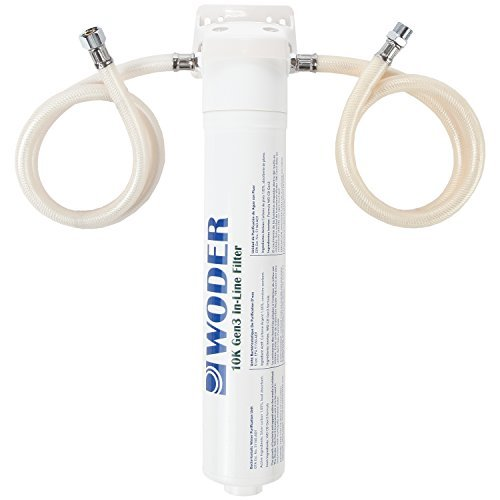 Woder WD-S-8K-DC Ultra High Capacity Direct Connect Water Filtration System