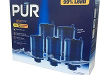 PUR Faucet Mount Replacement Filter, 5 pk.