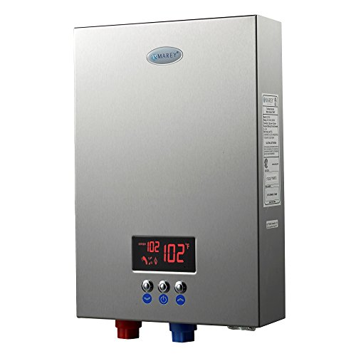 Marey ECO180 18kW 4.4 gpm 220V Self-Modulating Tankless Electric Water Heater