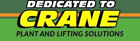 Dedicated Crane & Plant Lifting Solutions