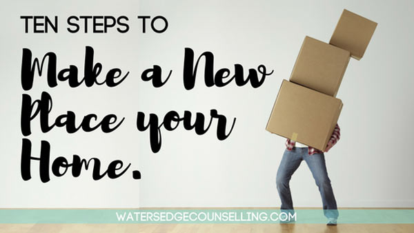 Ten-steps-to-make-a-new-place-your-home
