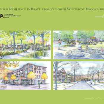 Watershed, with partners Parker Rodriguez and Wagner Hodgson, has completed the long-term redesign plan for Whetstone Brook in Brattleboro.