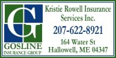Kristie Rowell with Gosline Insurance Group
