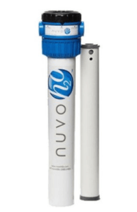 Nuvo H20 DPHB Home Salt Water Softener System