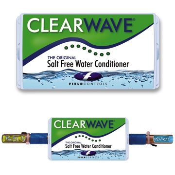 Clearwave CW125 Salt-Free Electronic Water Conditioner