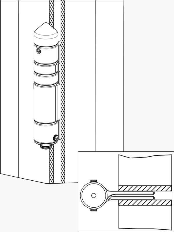 戶外格柵門專用-K51MP