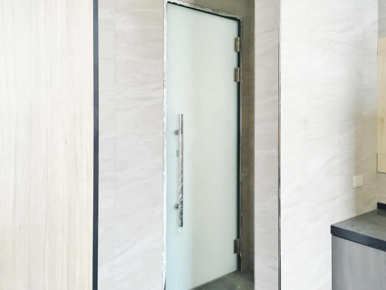 玻璃門專用鉸鏈 - K51GWL