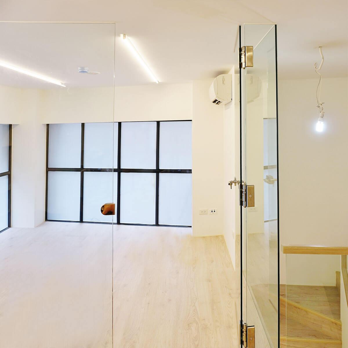 玻璃門專用鉸鏈-K51G
