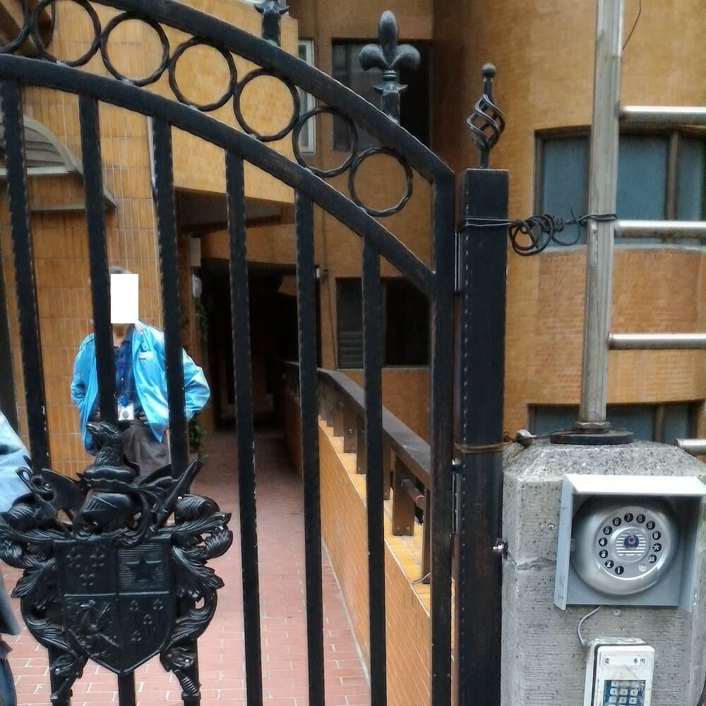 戶外門扇專用鉸鏈-不鏽鋼材質