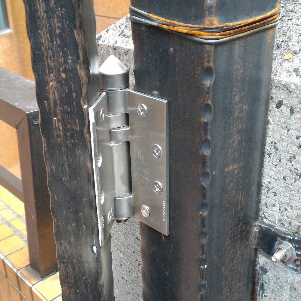 Outdoor gate hinge-K51MP