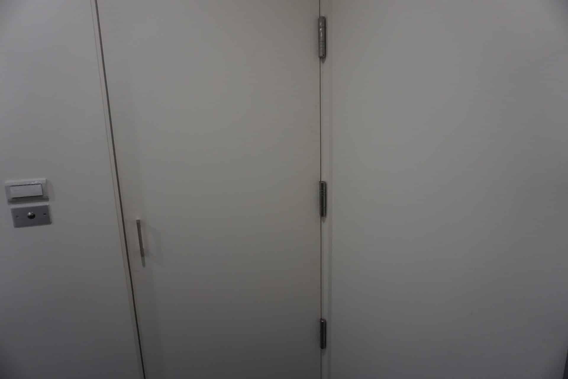 waterson spring hinge-quiet door closer