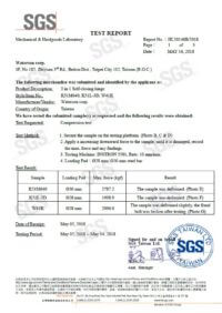SGS-TEST REPORT1
