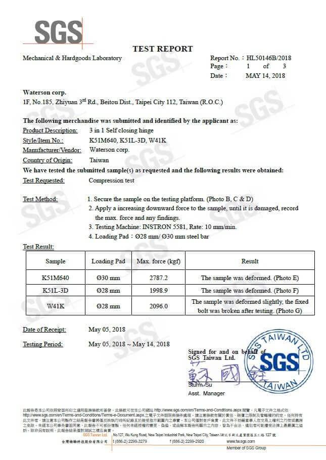 SGS-TEST REPORT1