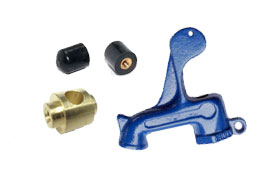 Blue Frost Proof Yard Hydrant Replacement Parts