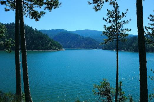 best swimming lakes in us