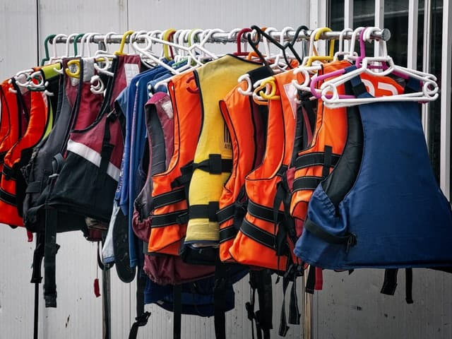 Kayaking PFD