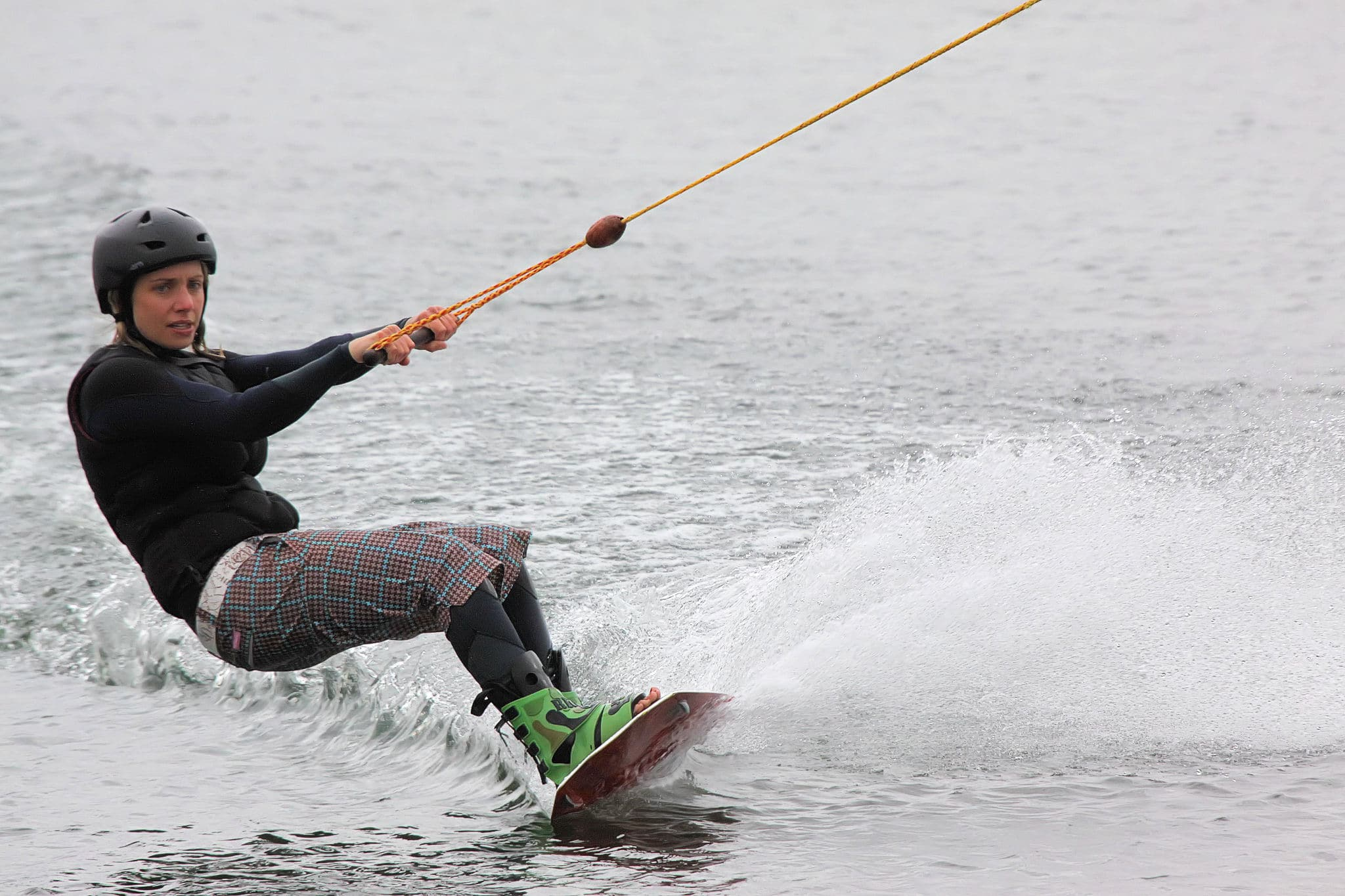 wakeboarding equipment