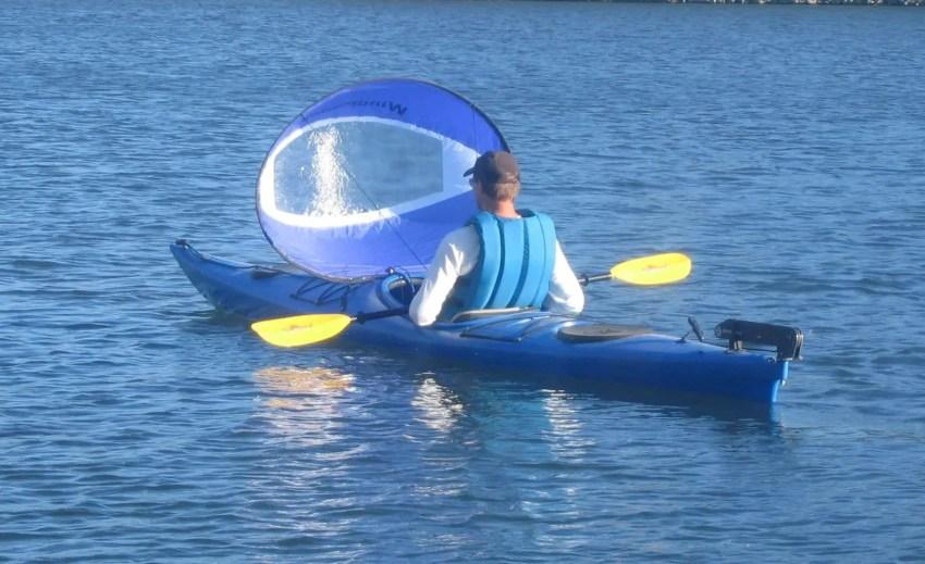 sailing kayak