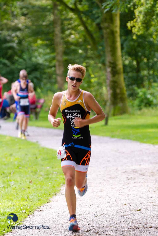 Triathlon Veenendaal  23 August  2014.
