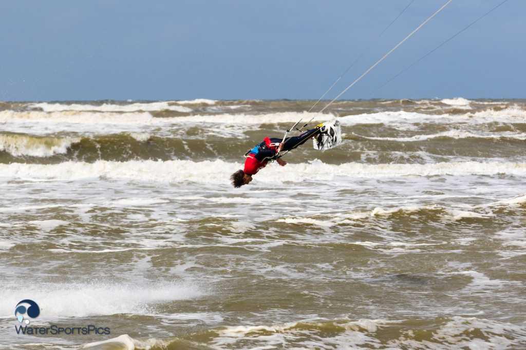 Kiteboardopen at KSN, Noordwijk on 14 May 2016