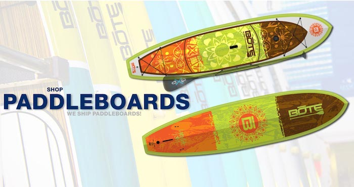 Shop Bote Paddleboards Now