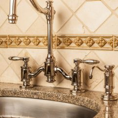 Waterstone Annapolis Kitchen Faucet Curtians High-end Luxury Faucets | Made In The Usa