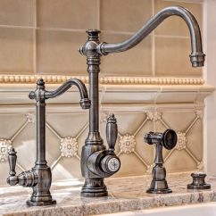 Kitchen Faucet Wood Tile Floor Waterstone High End Luxury Faucets Made In The Usa