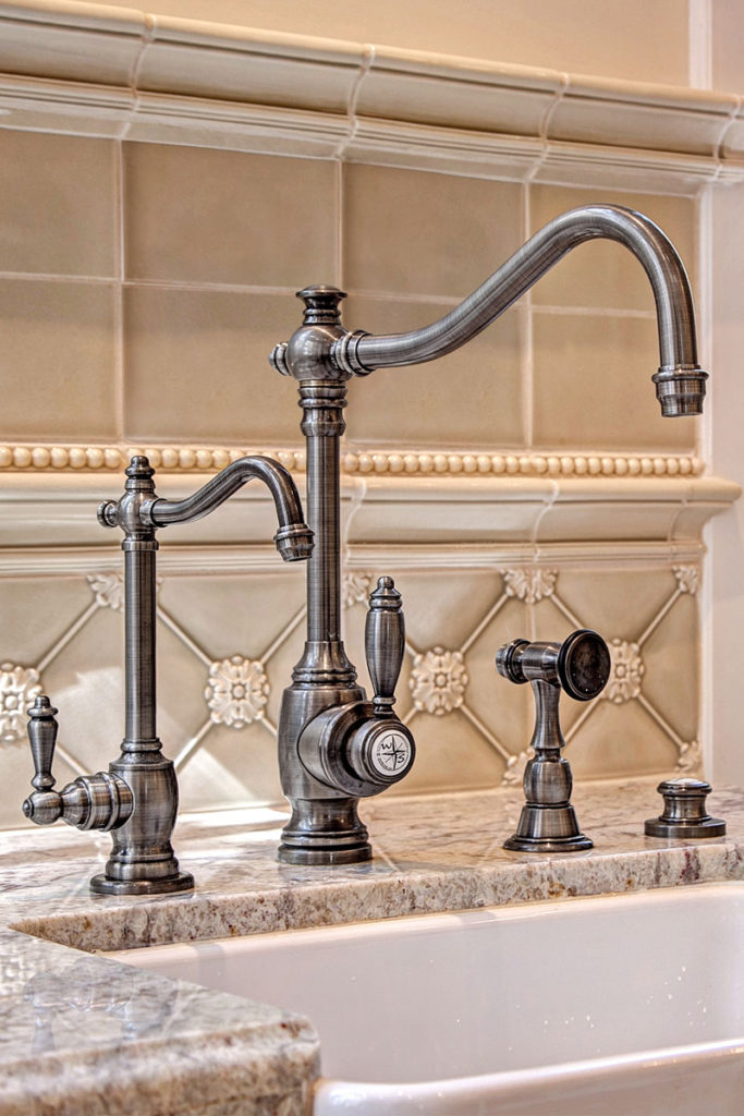 unique kitchen cabinet pulls corner nook waterstone high-end luxury faucets | made in the usa