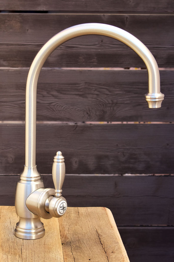 waterstone annapolis kitchen faucet barn wood table - design ideas